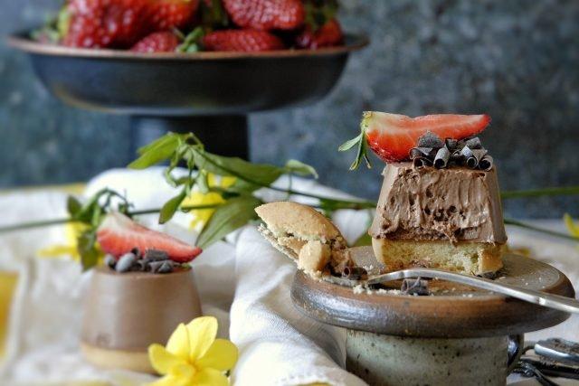 cheesecake-monoporzione