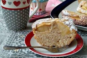 Plumcake integrale alle mele e cocco