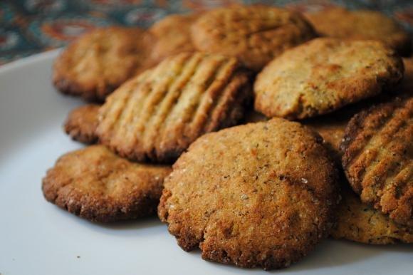 Biscotti di mais e grano saraceno senza latte, glutine e lievito