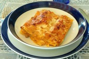 Lasagne con scamorza bimby