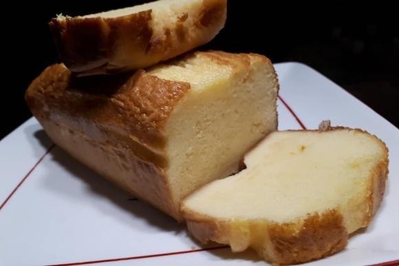 Plumcake al latte condensato senza zucchero