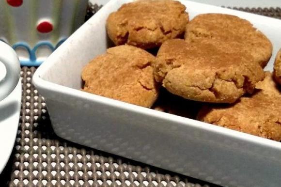 Biscotti senza glutine, zucchero e burro