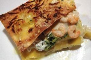 Lasagne di pesce economiche