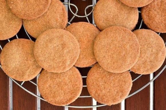 Biscotti vegani alla cannella