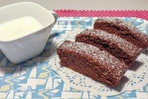 Torta 100% cioccolato fondente senza glutine