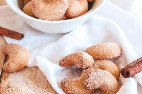 Biscotti Kipferl senza uova