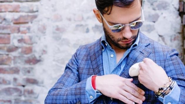 Pochette uomo: come e quando indossare il fazzoletto da taschino