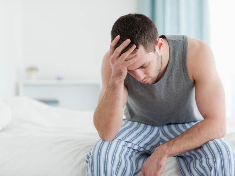 dolore testicolo durante erezione