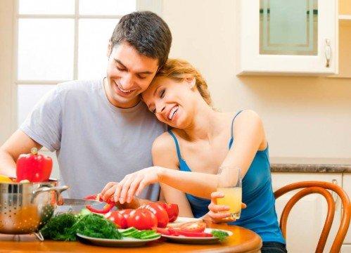 alimenti naturali su intensificare lerezione