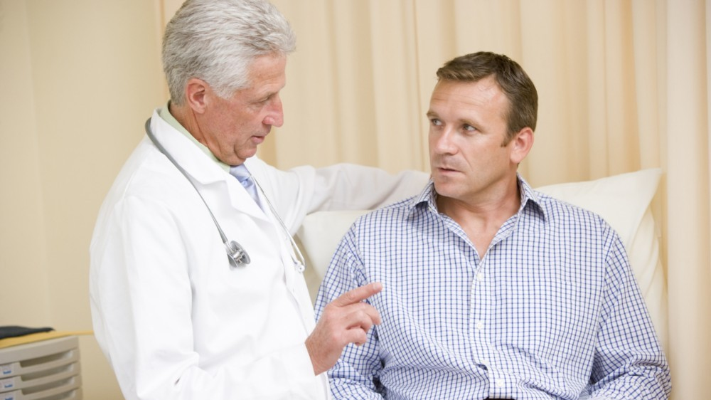 dove si trova la prostata in un maschio