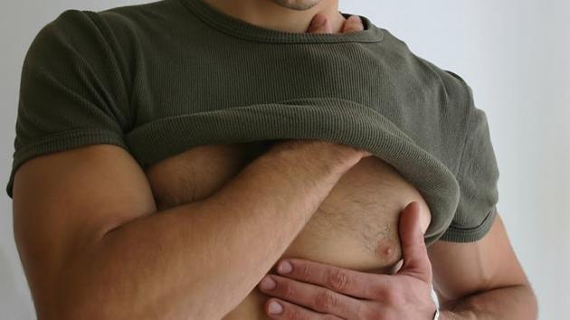 Ginecomastia: come eliminare il seno maschile