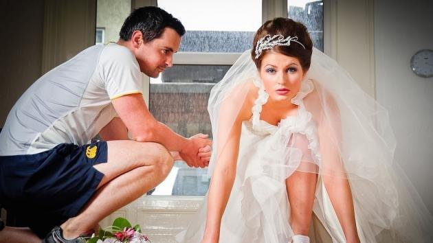 I preparativi del matrimonio ti stressano? Dedicati al fitness