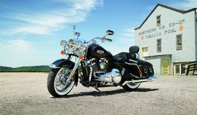 Harley Davidson: i 5 modelli più apprezzati dagli uomini