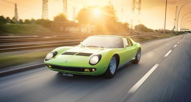 Lamborghini da sogno: ecco i tre modelli più desiderati dagli uomini