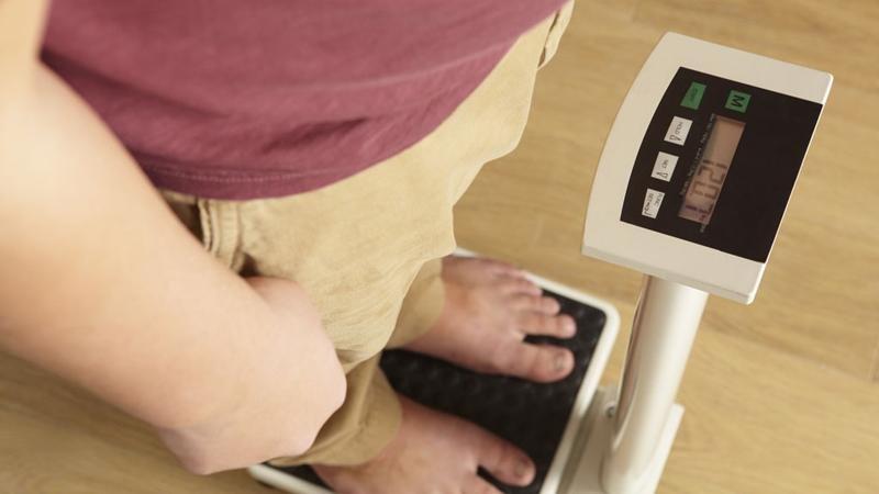 perdere peso nel modo di scrivere