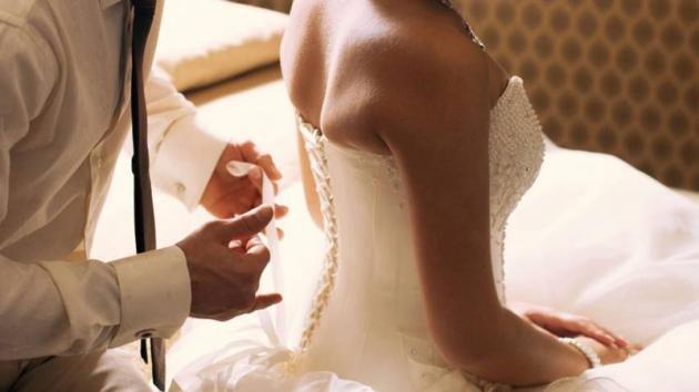 Come fare l'amore la prima notte di nozze