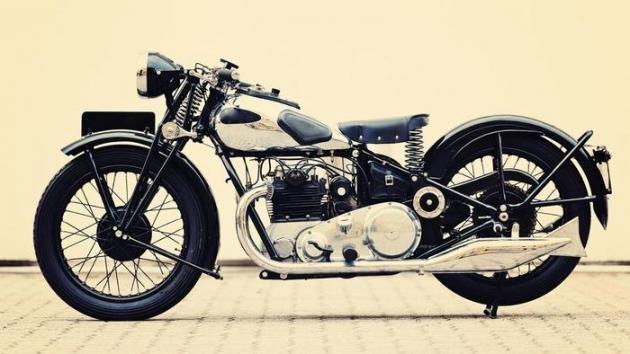 Le 5 moto d'epoca più belle
