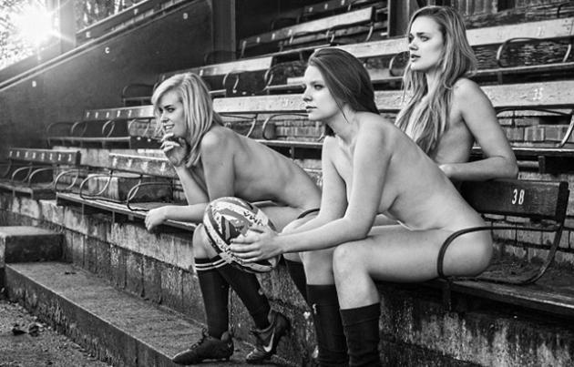 Calendari sexy 2016: ecco le rugbiste di Oxford