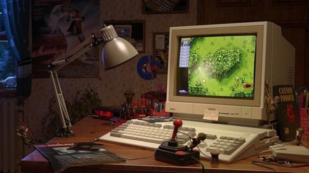 Trasforma il computer in un Amiga grazie a 10.000 giochi originali