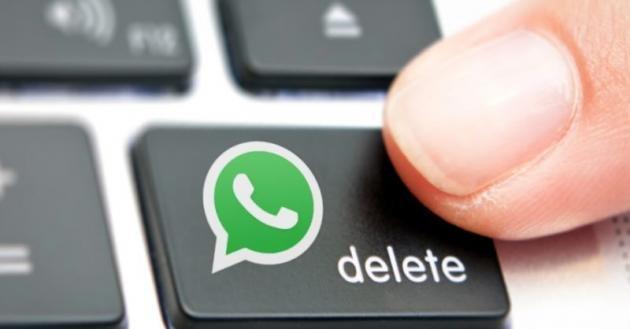 Whatsapp: ecco come fare per cancellare i messaggi inviati