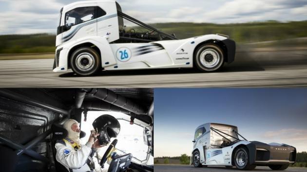Iron Knight: ecco il camion più veloce al mondo
