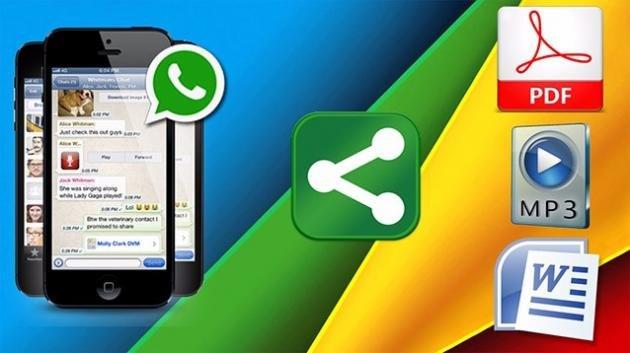 Come inviare qualsiasi tipo di file con WhatsApp (ed altri messenger)