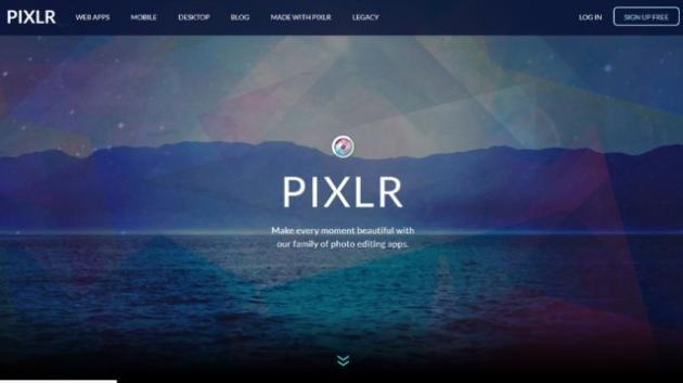 Pixlr, salvare la qualità di un'immagine
