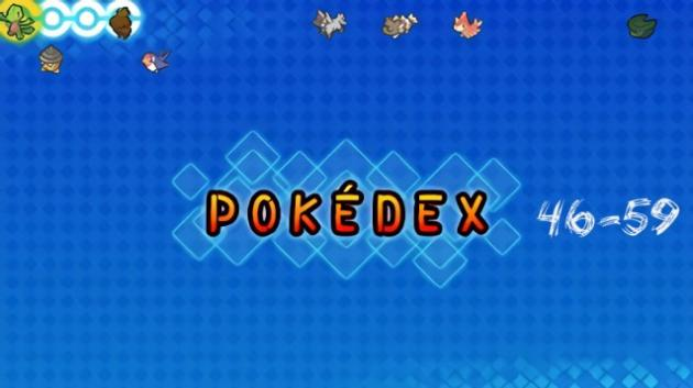 Pokémon GO: guida ai Pokémon dal numero 46 al numero 59