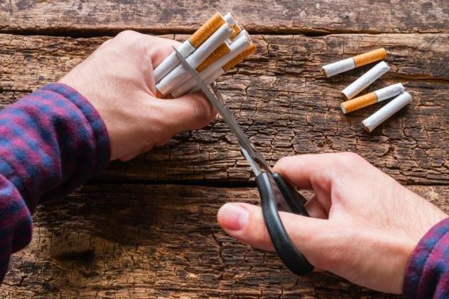 Smettere di fumare: benefici e consigli