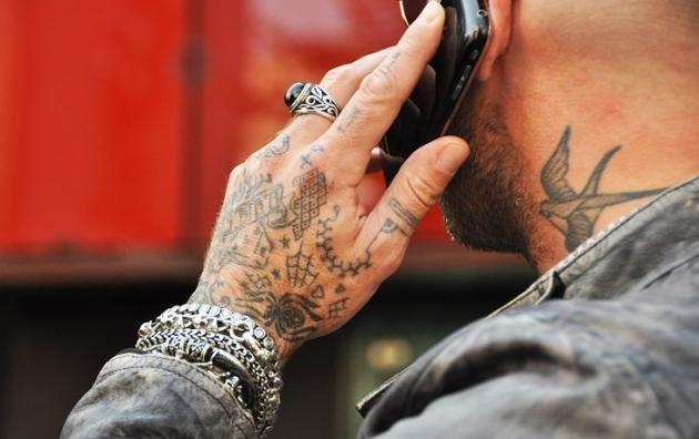 Tattoo old school per uomo: quali sono e significato