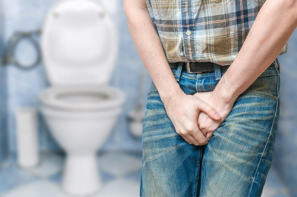 frequente bisogno di urinare ma nessuna minzione
