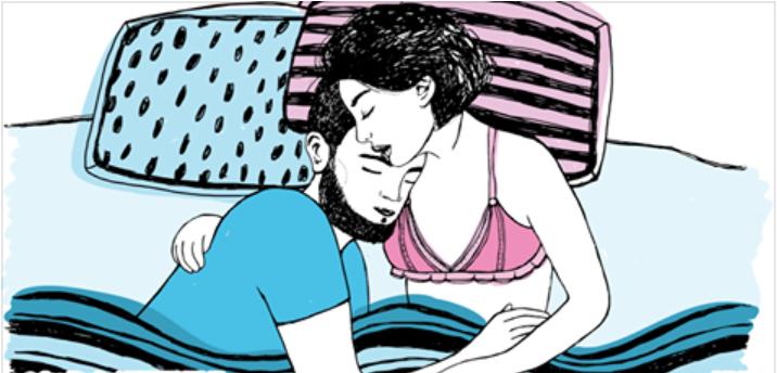 Se ti riconosci in almeno 2 di queste 5 abitudini, tuo e la tua partner avete una bella relazione