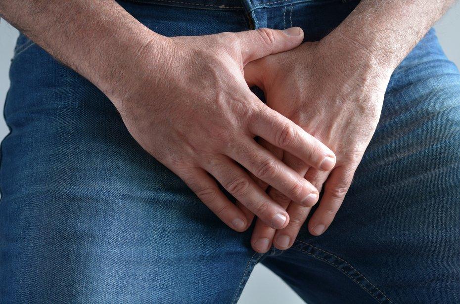 rigonfiamento della prostata