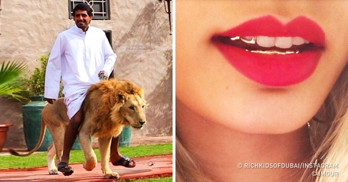 Queste immagini spiegano bene quanto sia lussuosa la vita a Dubai: mai viste cose del genere