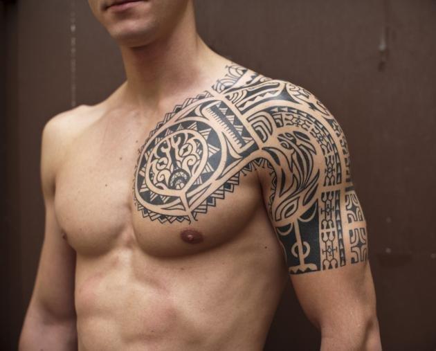Tatuaggio sole maori: dove farlo e significato