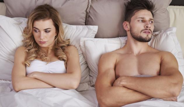 Deficit di erezione: le cause fisiche
