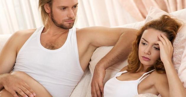 erezione debole bruscamente)