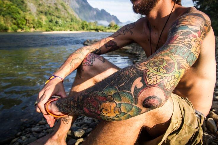 Quadrifoglio Tattoo E Tatuaggi Portafortuna Dove Farli E Significato