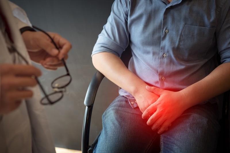 minzione dei sintomi della prostata