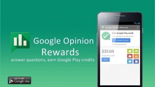 Come guadagnare con Opinion Rewards, l'app per sondaggi di Google