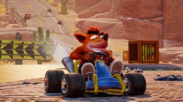 Trucchi e consigli per vincere a Crash Team Racing Nitro Fueled, remake di CTR