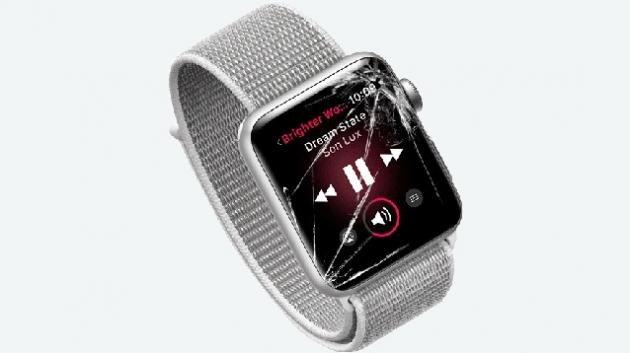 Hai un Apple Watch con il vetro crepato? Ecco come sostituirlo gratuitamente