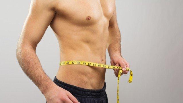 dieta per sbarazzarsi del grasso della pancia maschile