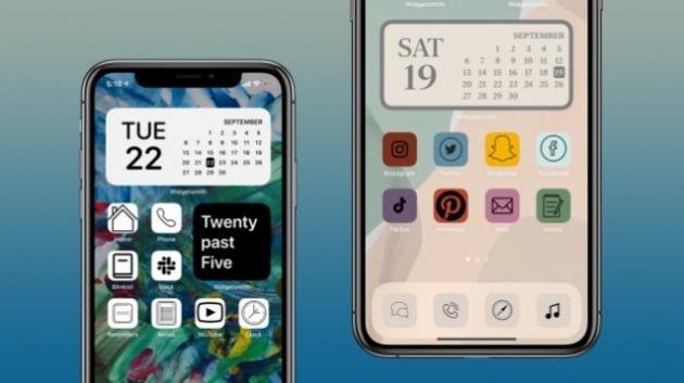 Icone personalizzate su iPhone, solo con iOS 14: ecco come fare