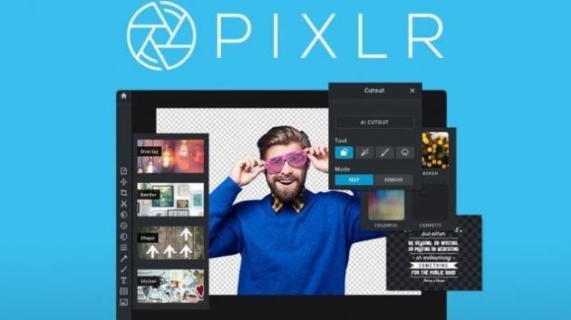 Pixlr X: primi passi per ritoccare una foto