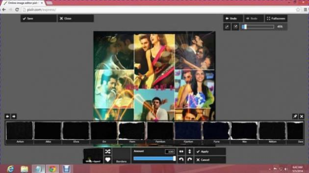 Pixlr X: come realizzare un collage di foto