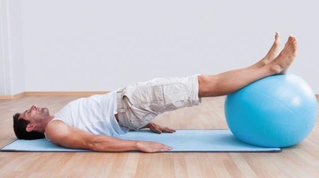 Esercizio di rilassamento per ritrovare il benessere