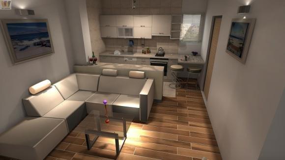Ecco come arredare una casa con poco spazio