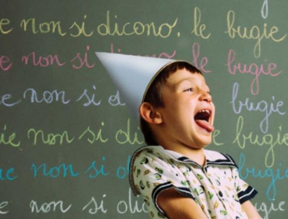 Quali sono le bugie dei bambini? Scopriamolo