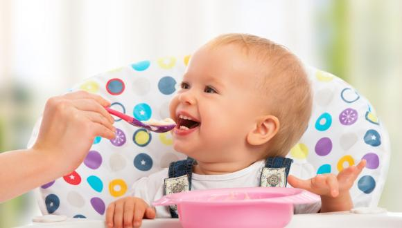 Svezzamento: tabella degli alimenti da introdurre